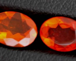 1.5 CTS MEXICAN FIRE OPAL  STONE FOB-1114