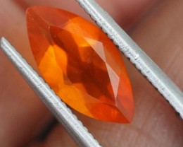 1.05 CTS MEXICAN FIRE OPAL  STONE FOB-1120