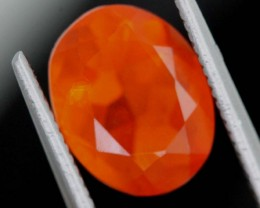 2.2 CTS MEXICAN FIRE OPAL  STONE FOB-1122