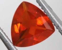 0.65CTS MEXICAN FIRE OPAL  STONE FOB-1131