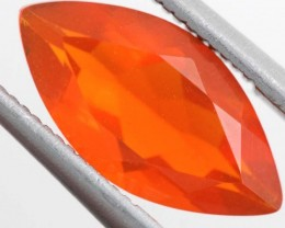 1.75CTS MEXICAN FIRE OPAL  STONE FOB-1153