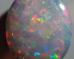 6.70CT GEM QUALITY BLACK OPAL DOUBLET  TO9