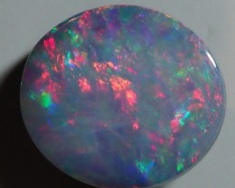 CT GEM QUALITY BLACK OPAL DOUBLET  TO27