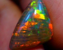 3.79 CT Dark Ethiopian Welo Opal - A119