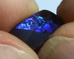 3.0 ct Boulder Opal Natural Gem Blue Color