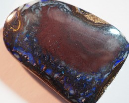 55.10CT VIEW DOUBLE SIDED KOROIT BOULDER OPAL   TO78