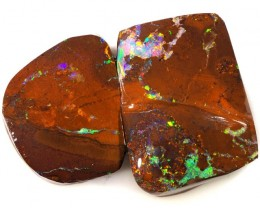 75.65 CTS BOULDER OPAL ROUGH PARCEL FROM KOROIT [BR5665]
