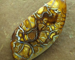 "70cts.""BOULDER MATRIX OPAL~BEEN MINNING AGAIN"""
