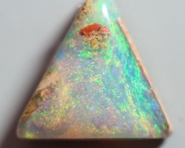 0.90CT VIEW WOOD REPLACEMENT BOULDER OPAL   S01624