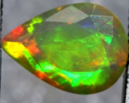 1.2 CTS ETHIOPIAN WELO FACETED OPAL STONE FOB-1165