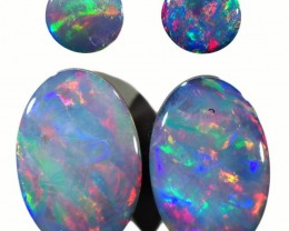 3.27 CTS OPAL DOUBLET PARCEL SET [SO9501]safe