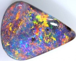 8.95 CTS BOULDER OPAL  POLISHED INV-873 TRAY 79