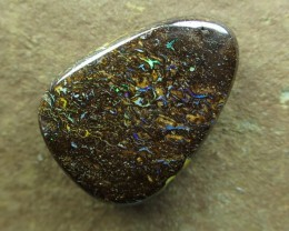 "27cts.""BOULDER MATRIX OPAL~GREAT VALUE"""