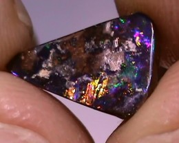2.40 ct Gem Multi Color Natural Queensland Boulder Opal