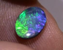 1.20 ct Doublet Opal Gem Multi Color