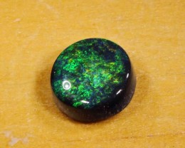 FREE SHIPPING  0.85 CTS  BLACK OPAL FROM LR -