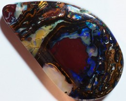 25.30CT VIEW DOUBLE SIDED KOROIT BOULDER OPAL SS1666