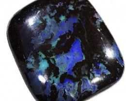 13.7 CTS WELL POLISHED BOULDER OPAL STONE [SO9545]