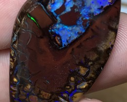 37cts Boulder Opal Stone AD291