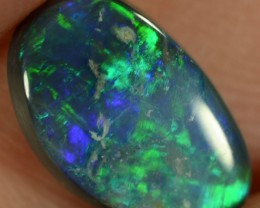 1.25CTS BLACK OPAL - LIGHTNING RIDGE GEMSTONE - N3 - ID:10037