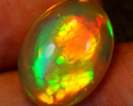SEPTEMBER SALE~7.37carats 5/5 Bright Honeycomb Ethiopian Welo Opal