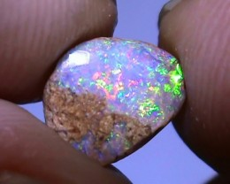 1.15 ct Boulder Opal Gem Rainbow Color