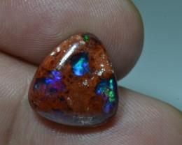 6.5ct Natural Mexican Matrix Cantera Fire Opal