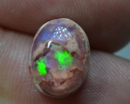 4ct Natura4.5ct Mexican Matrix Opal Slotted Wirewrap readyl Mexican Matrix