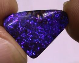 4.15 ct Boulder Opal Natural Blue