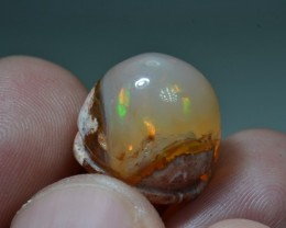 18ct Mexican Nice Opal Slotted Wirewrap ready