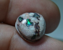 7.5ct Mexican Nice Opal Slotted Wirewrap ready