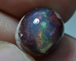 7.5ct Mexican Matrix Opal Slotted Wirewrap ready
