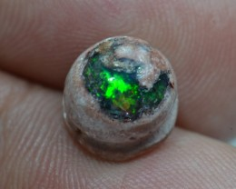4ct Mexican Matrix Opal Slotted Wirewrap ready