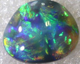 N4 - 5.10 CTS SOLID BLACK OPAL TBO-3314