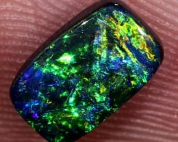 0.75ct Gem Quality Lightning Ridge Opal Doublet [PDO-071]
