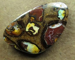 "61cts.""BOULDER MATRIX OPAL~BUY DIRECT!"""