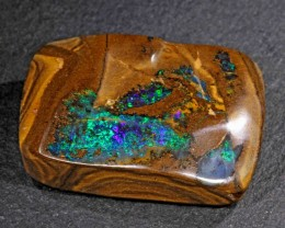 29.40 cts  NICE BOULDER OPAL FROM WINTON AREA
