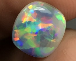 1.98ct Lightning Ridge Gem Crystal Opal LRS056