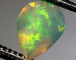 0.4CTS ETHIOPIAN FACETED STONE FOB-1182