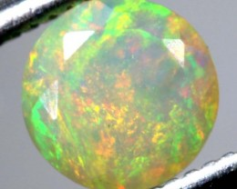 0.7CTS ETHIOPIAN FACETED STONE FOB-1189