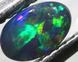 N-2 - 0.15CTS BLACK OPAL POLISHED STONE TBO-7650