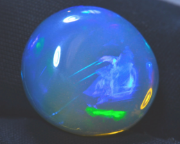 3.5ct Bright Natural Ethiopian Welo Supreme Opal