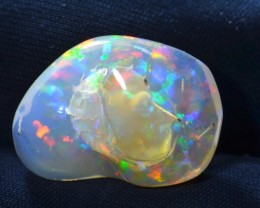 5ct Mexican Phantom Contraluz Fire Opal