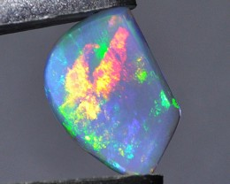 4.00ct ETHIOPIAN WELLO A CARNIVAL OF STUNNING COLOR GEM OPAL