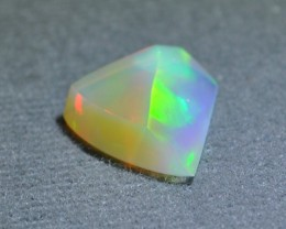 3.80ct ETHIOPIAN WELO MYSTERY UNIQUE PATTERN GEM OPAL