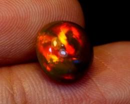 NR Auction ~ 1.64ct Sparkle Untreated Welo Polished Opal