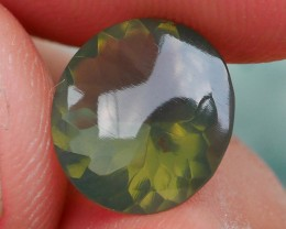 1.25 CRT BEAUTY GREENISH INDONESIAN FIRE OPAL FACETED