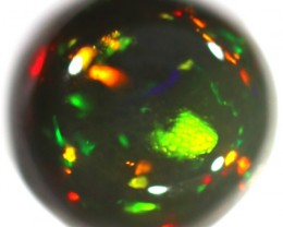 0.70 CTS BLACK OPAL -LIGHTNING RIDGE- [SO9625] SAFE