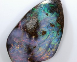 15ct 26x15mm Queensland Boulder Opal  [LOB-849]
