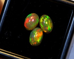 Hurry, No Reserve~ 1.55cts Oval 7x5mm Welo Opal Parcel Lot